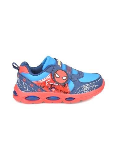 Spider-Man Spor Ayakkabı Saks
